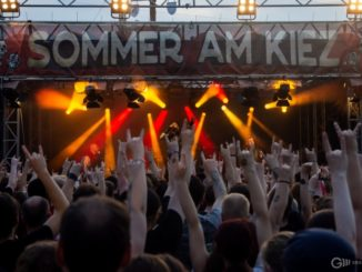 OOMPH! na Sommer am Kiez